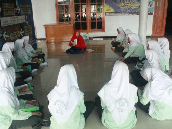 Kegiatan Belajar Mengajar Pondok Pesantren Darul Falah