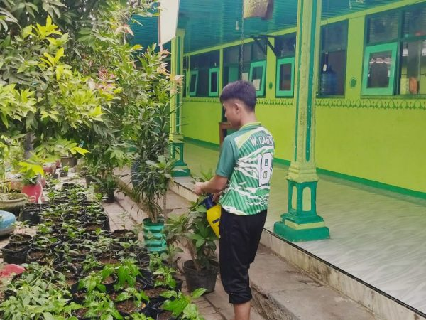 Menjaga Lingkungan Untuk Bumi
